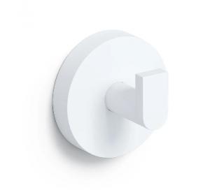 FLAT Kroge sæt af 2 Ø4,8 cm - Mat hvid