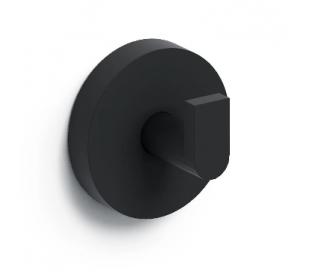 FLAT Kroge sæt af 2 Ø4,8 cm - Mat sort