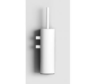 SJOKKER Væghængt toiletbørste H37,2 cm - Mat hvid
