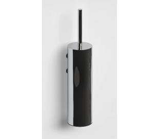 SJOKKER Væghængt toiletbørste H37,2 cm - Krom