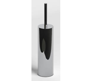 SJOKKER Gulvmodel toiletbørste H37,2 cm - Krom