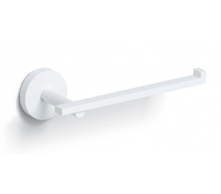 FLAT Toiletrulleholder B16,5 cm - Mat hvid