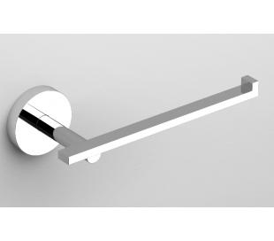 FLAT Toiletrulleholder B16,5 cm - Krom