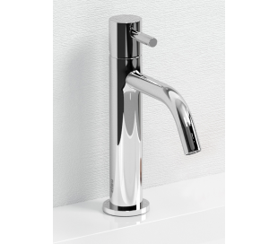 XO 13 Armatur til håndvask H18,8 cm - Krom