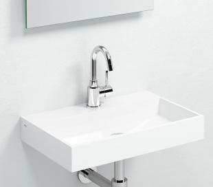 XO 1 Armatur drejbar til håndvask H21,1 cm - Krom