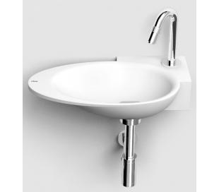FIRST Håndvask 38,8 x 24,6 cm Aluite - Mat hvid