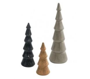 Juletræer i rustikt design 24 / 36 / 48 cm