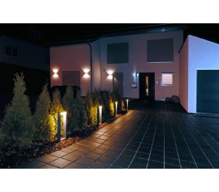 Cata ll havelampe H70 cm 6,5W LED - Antracit