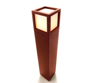 Facado B havelampe H65 cm E27 - Brun