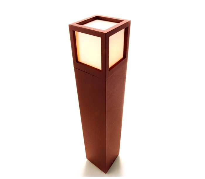 Image of   Facado B havelampe H65 cm E27 - Brun