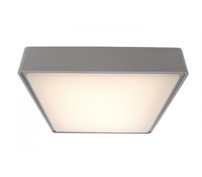 Quadrata ii loftslampe 29,6 x 29,6 cm 16w led - grå fra deko light fra lepong.dk