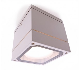 Mob Square II loftslampe 10,8 x 10,8 cm GX53 - Hvid