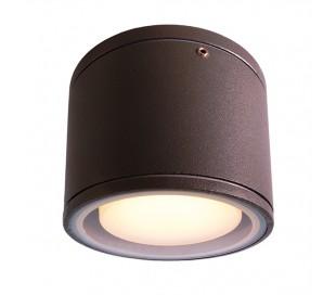 Mob Round I loftslampe Ø10,8 cm GX53 - Antracit