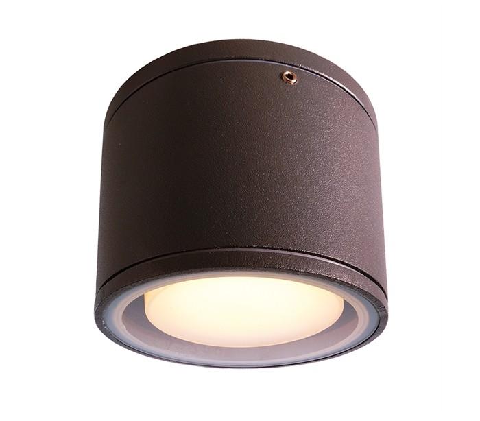 deko light – Mob round i loftslampe ø10,8 cm gx53 - antracit på lepong.dk