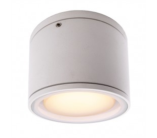 Mob Round I loftslampe Ø10,8 cm GX53 - Hvid