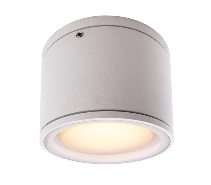 deko light – Mob round i loftslampe ø10,8 cm gx53 - hvid på lepong.dk