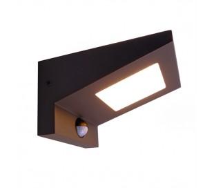 Cata væglampe 6,5W LED - Antracit