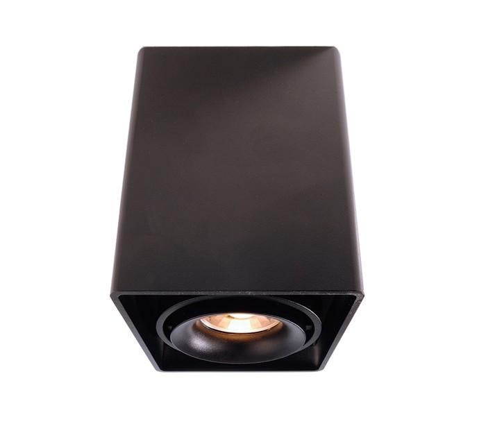 Mona I enkelt påbygningsspot – Sort – pris 449.00