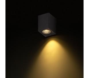 ZACK l væglampe 3W LED - Antracit