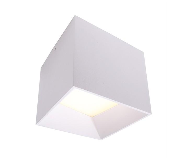 SKY Påbygningsspot 10W LED - Hvid