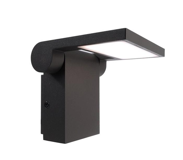 germania – Roby flex væglampe 10w led - mørkegrå fra lepong.dk
