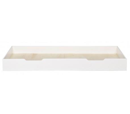 Sengetøjsskuffe H20 x 198 x 94 cm - Hvid
