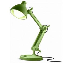 XXL Gulvlampe H225 cm - Grøn