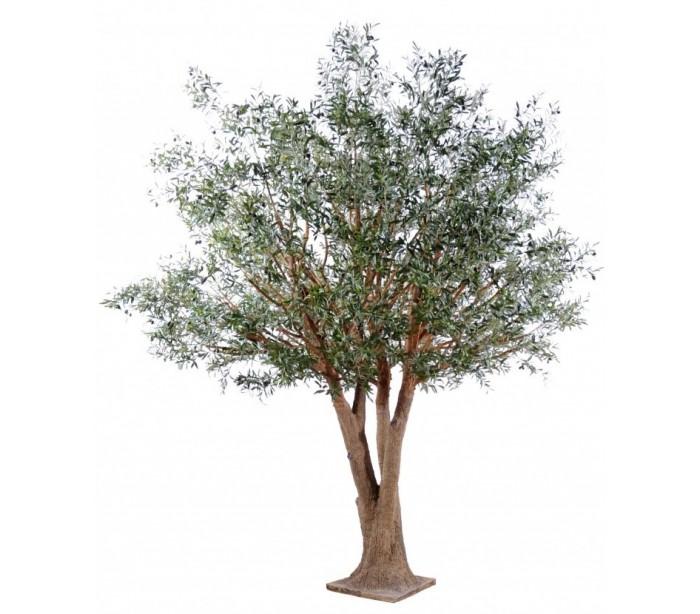 Image of   Stort kunstigt Oliventræ H350 cm
