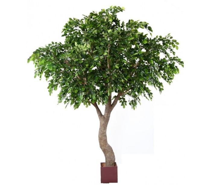 Stort kunstigt træ H360 cm