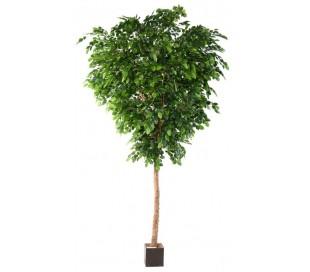 Stort kunstigt bøgetræ H400 cm