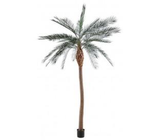 Stor kunstig Phoenix palmetræ H280 cm