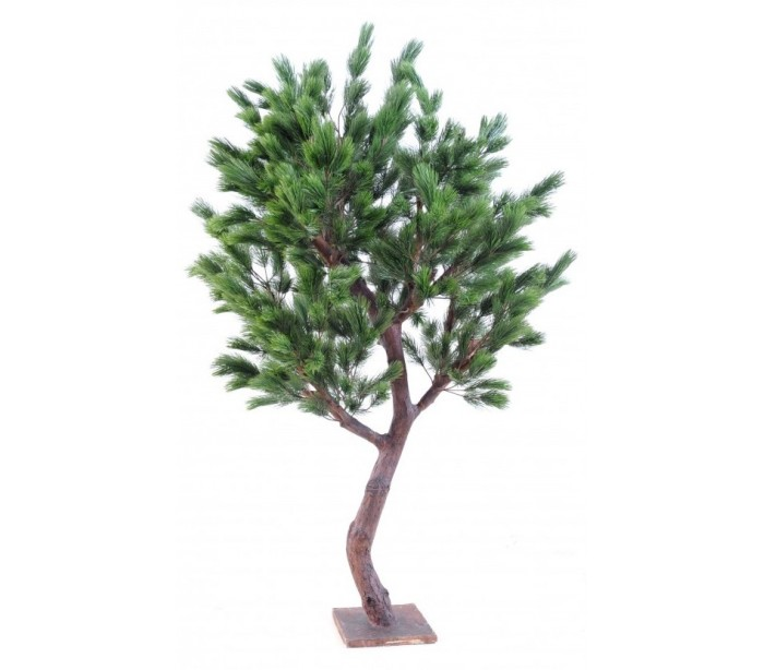 Image of   Stort kunstigt fyrretræ H210 cm