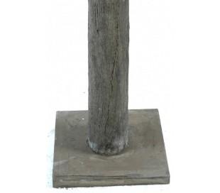 Stort kunstigt fyrretræ H450 cm