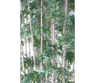 Stor kunstig bambus H400 cm