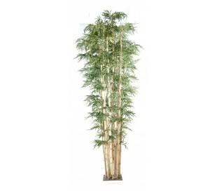 Stor kunstig bambus H380 cm