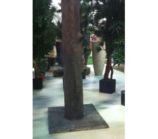 Stort kunstigt træ H400 cm