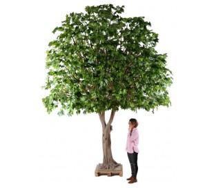 Stort kunstigt træ H490 cm
