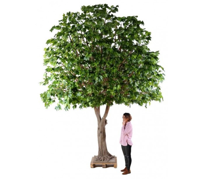 Image of   Stort kunstigt træ H490 cm