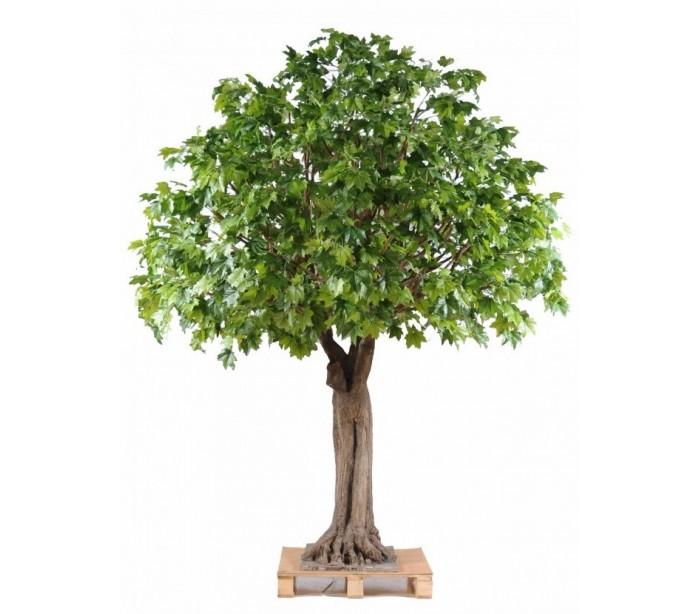Billede af Stort kunstigt træ H620 cm
