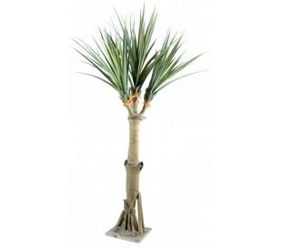 Stort kunstigt palmetræ H300 cm