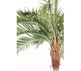 Stort kunstigt palmetræ H270 cm