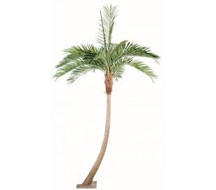 Stort kunstigt palmetræ H400 cm