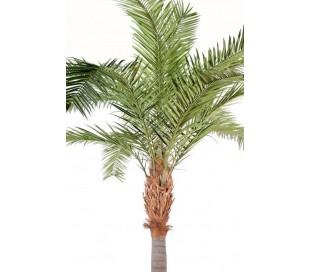 Stort kunstigt palmetræ H380 cm