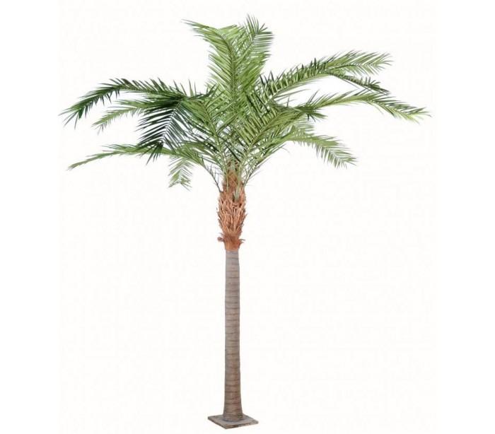 Stort kunstigt palmetræ H380 cm fra Selected by Lepong