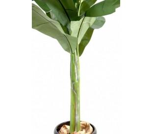 Stor kunstig bananpalme H350 cm