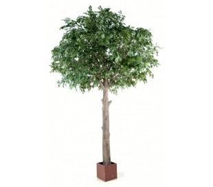 Stort kunstigt egetræ H210 cm