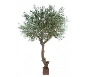 Stort kunstigt Oliventræ H270 cm