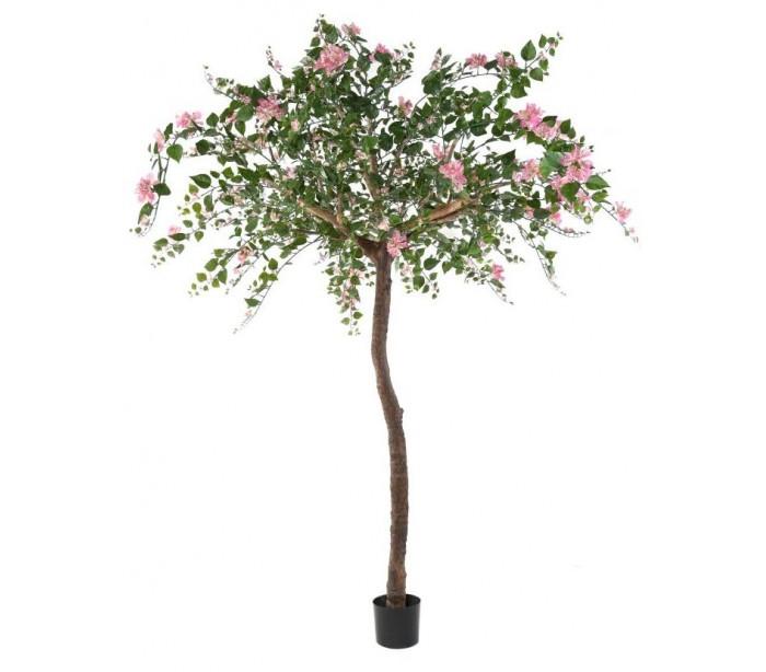 Kunstigt blomstertræ h280 cm fra tikamoon fra lepong.dk