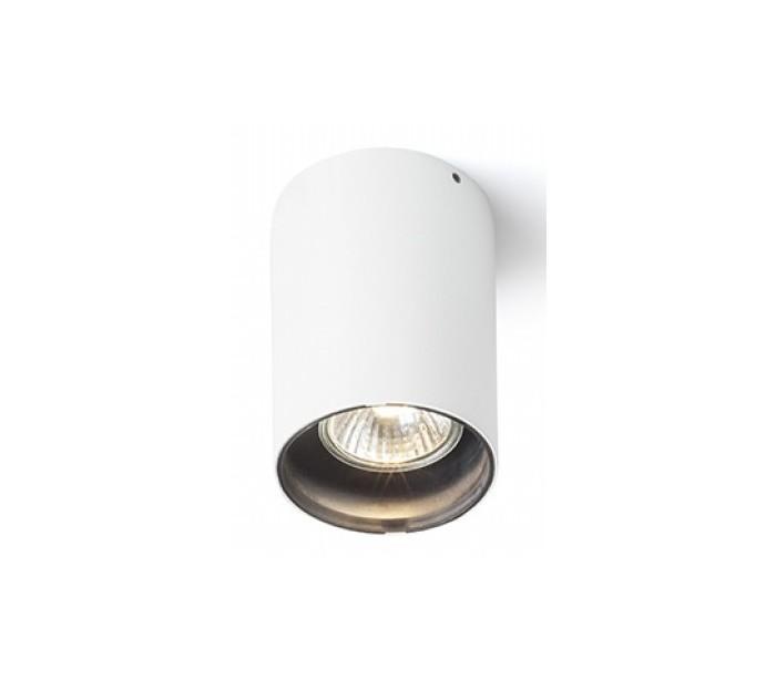 rendl light studio – Vade r påbygningsspot gu10 - hvid/sort på lepong.dk