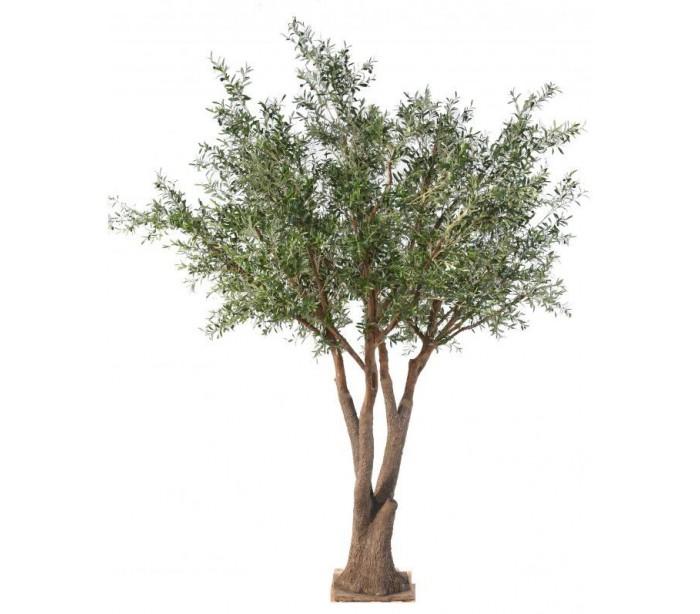 Image of   Stort kunstigt oliventræ H330 cm